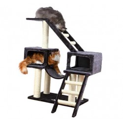 Arbre à chat Malaga 109 cm anthracite