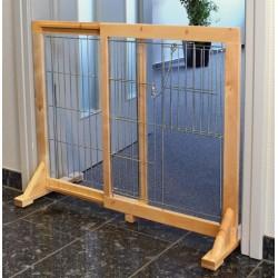 Barrière pour chiens 61 à 103 cm