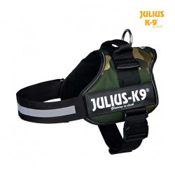 Harnais Power Julius-K9®, 1/L: 66–85 cm camouflage