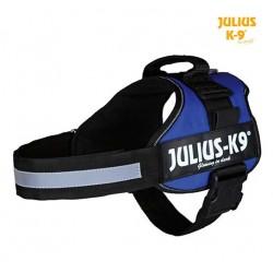 Harnais Power Julius-K9®, 1/L: 66–85 cm bleu