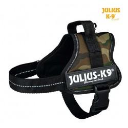 Harnais Power Julius-K9, Mini/M: 51–67 cm  camouflage