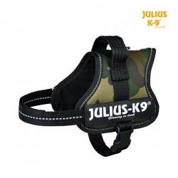 Harnais Power Julius-K9, Mini-Mini et S 40 à 53 cm  camouflage