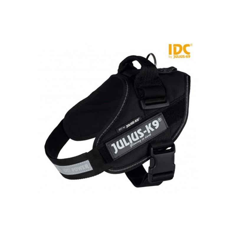 Harnais Power Julius-K9 IDC 2/ L–XL 71 à 96 cm noir