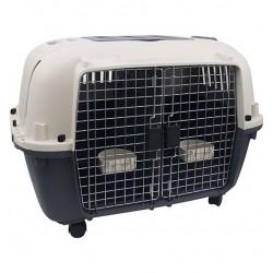 Cage de transport pour 2 chiens NOMAD