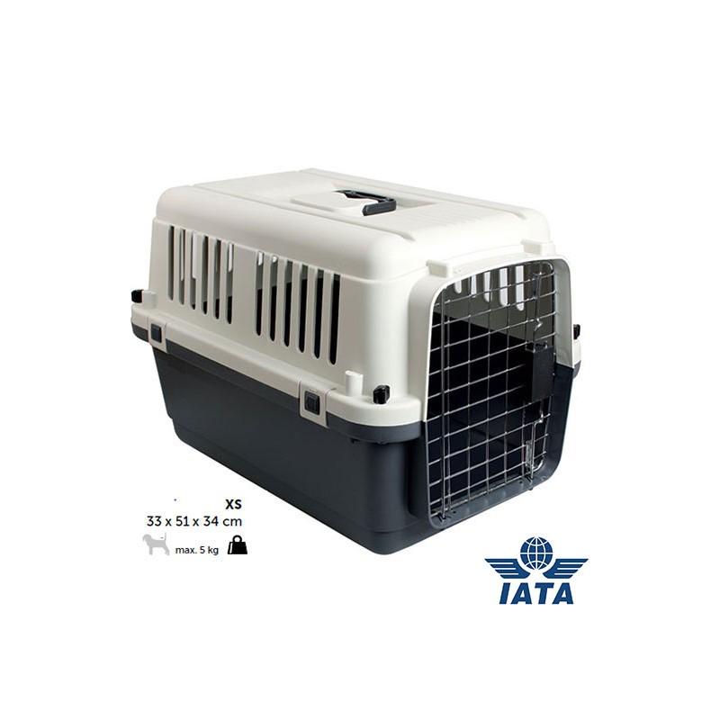 CAGE DE VOYAGE NOMAD XS pour chien de moins de 5kg