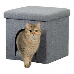 Abri douillet pour chat  Alois
