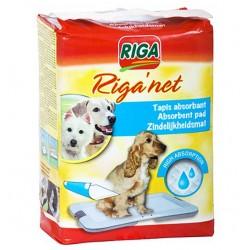 RIGA NET tapis de propreté pour chien x 12