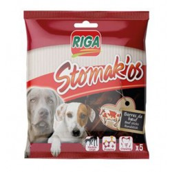 Friandise pour chien STOMAK'OS Barres de viandes