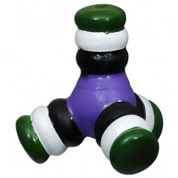 Tripode petit modèle jouet pour chien
