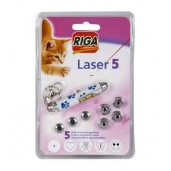 Laser jouet pour chat 5 images