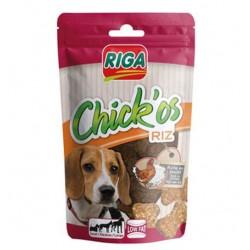 Chick'os Riz friandise pour chien