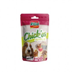 CHICK'OS Pomme friandise pour chien