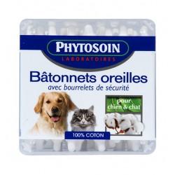Bâtonnets oreilles chiens/chats