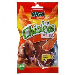 CHICK'OS Filets de poulet