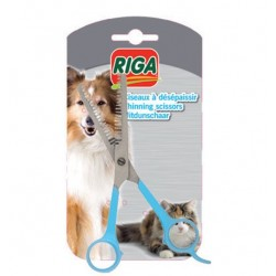 Ciseaux à désépaissir chien & chat