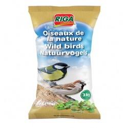 Oiseaux de la nature mélange graines coussin 3 kg