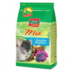 RIGA MIX Chinchillas Fibres et Fruits