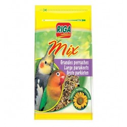 RIGA MIX Grandes Perruches